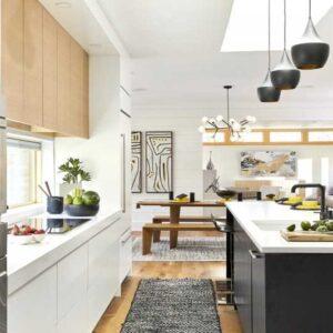 Как оформить кухню — обзор лучших идей по созданию красивого дизайна в кухне (140 фото новинок)