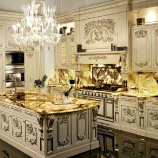 Классические кухни: ТОП-200 фото оригинального дизайна классической кухни