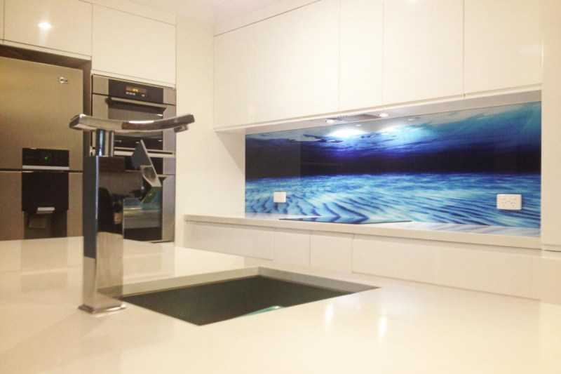 Кухни с фотопечатью — 200 фото лучших вариантов кухонных гарнитуров с фотопечатью от производителей
