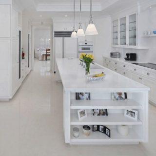 Кухни в современном стиле: особенности стиля, цветовая гамма, материалы отделки, фото-примеры стильных интерьеров