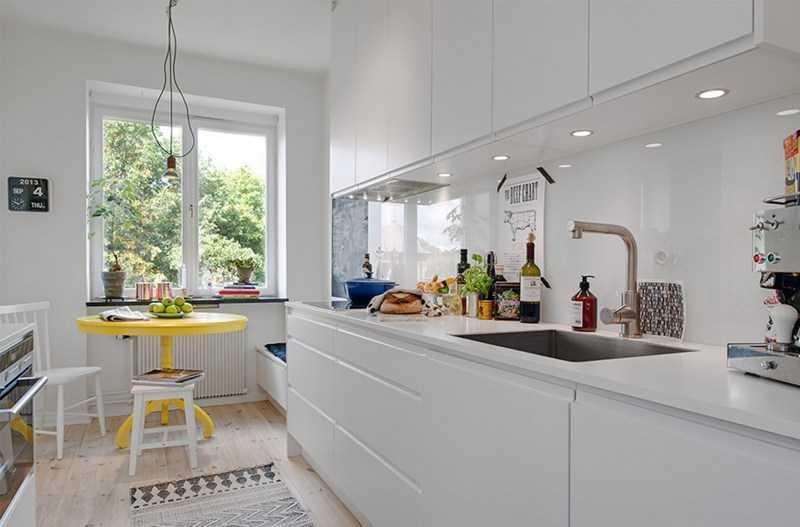 Кухня в скандинавском стиле: все особенности стиля + 150 фото новинок дизайна кухни