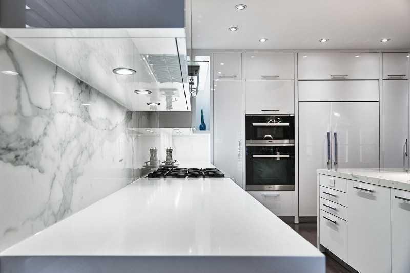Кухня в стиле Хай-Тек: 110 фото популярных идей дизайна. Примеры идеального сочетания кухонного интерьера в стиле Hi-Tech