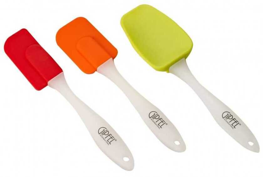 Лопатки для кухни — какую выбрать? Силикон, металл или керамика? ТОП-110 фото новинок для кухни