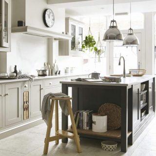 Модные кухни: эксклюзивные варианты дизайна кухни 2020 года. Правила идеального сочетания цвета и стиля в кухне (120 фото)