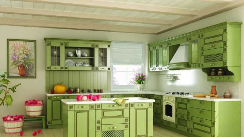 Оливковая кухня: обзор интересных вариантов сочетания дизайна кухни с оливковым оттенком (140 фото идей)