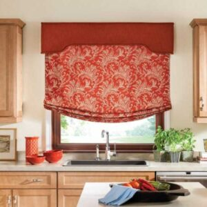 Римские шторы на кухню — как выбрать лучший вариант для кухни? Реальные примеры, фото, новинки, цвета + инструкция по установке