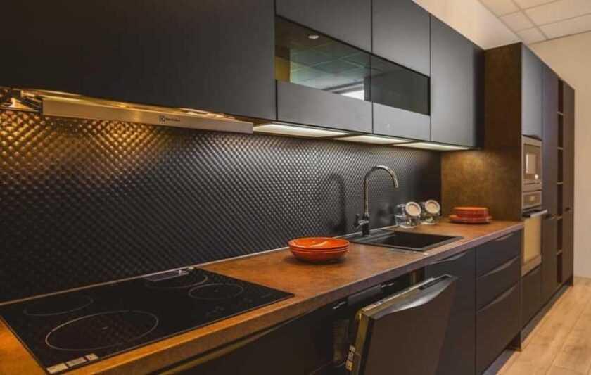Стеновые панели для кухни: виды панелей и материалы, варианты облицовки + обзоры новинок дизайна (140 фото)