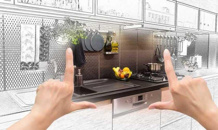 Проектирование кухни: инструкция по использованию 3D конструкторов