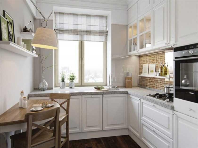 Дизайн кухни в сталинке: особенности ремонта, планировки и зонирования (130 фото идей)